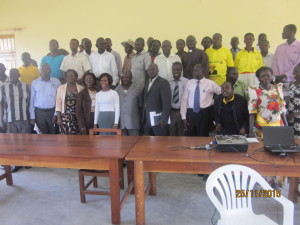 Buliisa District Key Stakeholders and USAID SAFE Team